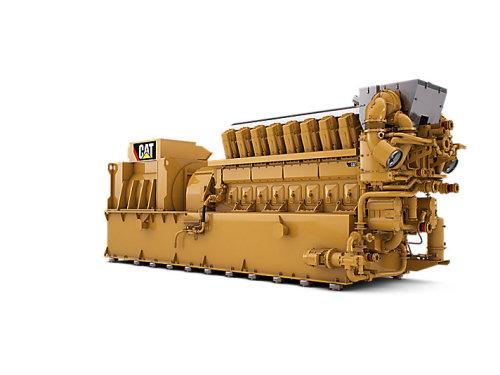 卡特彼勒CAT®CG260-16燃气发电机组