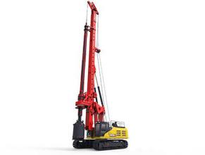 三一重工SR315RC8旋挖钻机高清图 - 外观