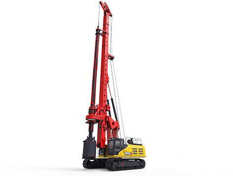 三一重工SR315RC8旋挖钻机
