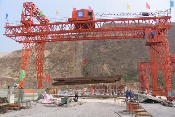 华中建机MGh系列桁架梁龙门吊