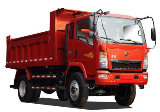 中国重汽ZZ3057E3314C155轻卡自卸车