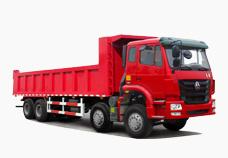 中国重汽ZZ3315N4266C1自卸汽车