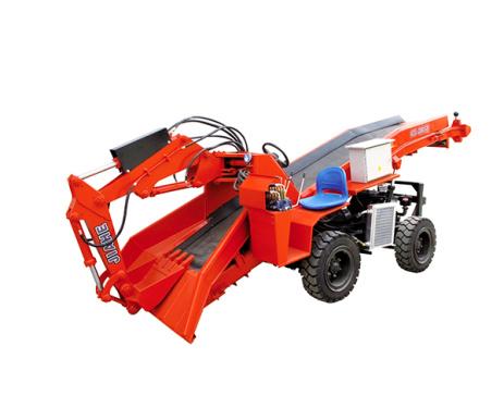 嘉和重工JHLTW80扒装机