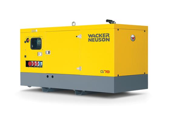 威克诺森G 22 - G 78移动发电机