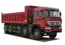 中国重汽ZZ3314K3066C1自卸汽车