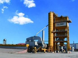 北京加隆CL-7500沥青搅拌设备