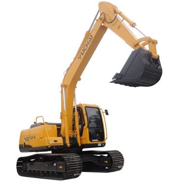 玉柴YC135-8挖掘机