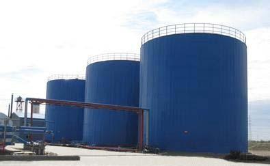 稳泰筑机QX系列导热油保温沥青储存设备