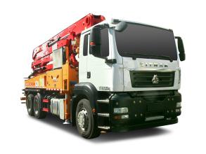 三一重工SYM5283THBDZ 380C-8泵车高清图 - 外观