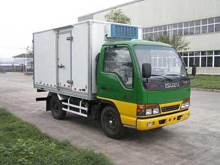东风QL5040XLC3EARJ冷藏车
