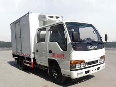 东风CLW5041XLCQ4冷藏车