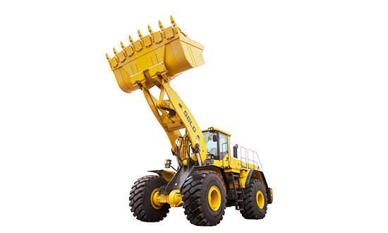 山东临工L9120F12吨级轮式装载机