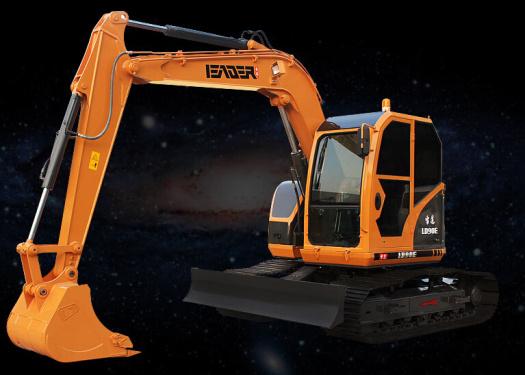 雷道LD90E挖掘机