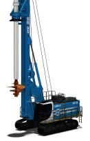 土力机械SR95HIT入岩旋挖钻机