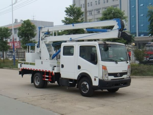 江特JDF5050JGKZN高空作业车