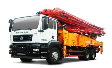 三一重工SYM5330THBDZ 470C-8S泵车高清图 - 外观