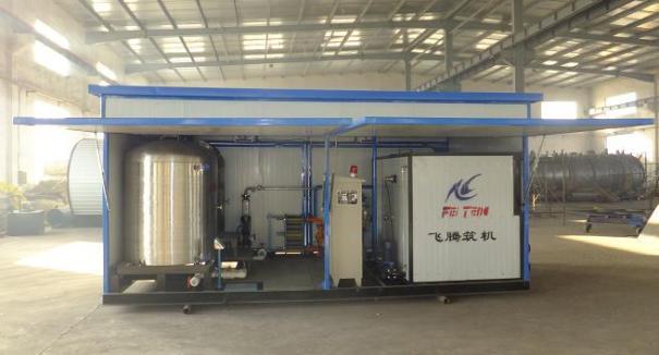 飞腾GLR-6乳化改性沥青设备