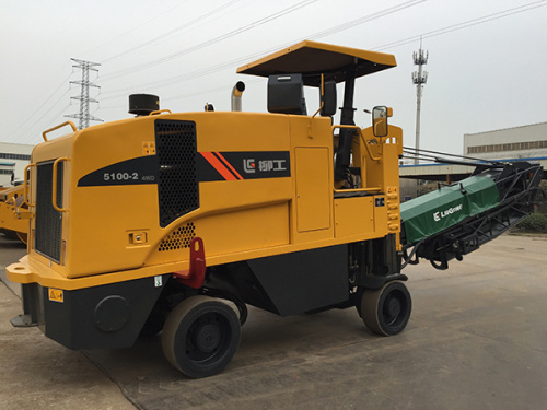 柳工CLG5100-2两驱铣刨机