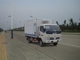 江特东风国四冷藏车