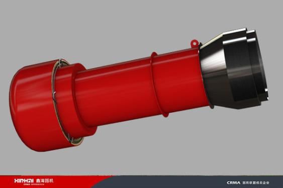 鑫海路机ZZQ型重渣油燃烧器