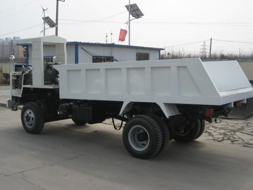 泰安现代XDYS-8矿用自卸车