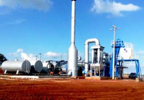 亚龙筑机DHB30移动式沥青混合料搅拌设备