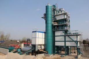 亚龙筑机SLB4000沥青混合料搅拌设备