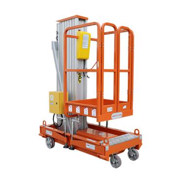 鼎力GTWY12-1000移动桅柱式高空作业平台