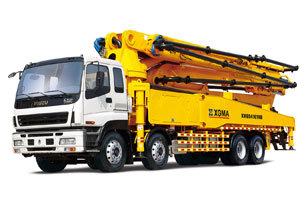 厦工XXG5410THB泵车
