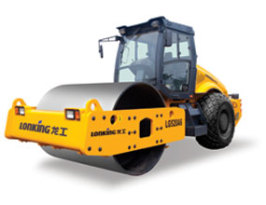 龙工LG520A6机械驱动单钢轮压路机