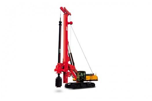 三一重工SR280RC-SR旋挖钻机