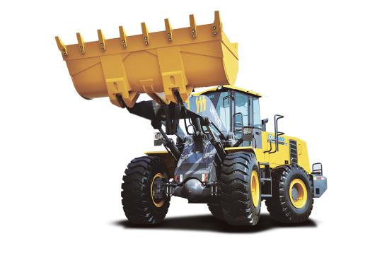 徐工LW600KV燃油型装载机