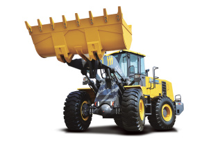 徐工ZL50GV燃油型装载机高清图 - 外观