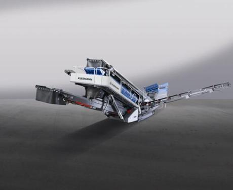 克磊镘(KLEEMANN)MS 952 EVO 移动式筛分设备