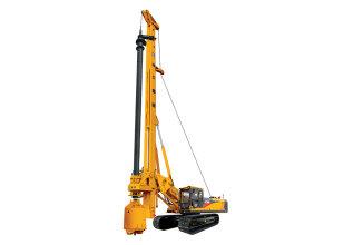 徐工XR260D旋挖钻机高清图 - 外观