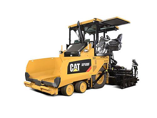 卡特彼勒CAT®AP500F沥青摊铺机