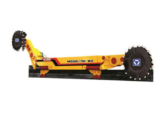 徐工MG400/980-WD采煤机