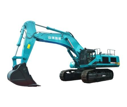 山河智能SWE900ES大型挖掘机