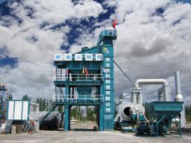 亚龙筑机LB1500沥青混合料搅拌设备