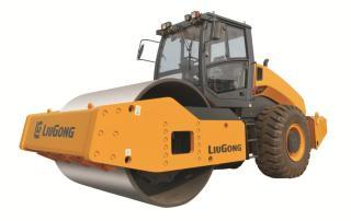 柳工CLG6626E全液压单驱单钢轮压路机