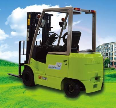 恒叉EF320蓄电池平衡重式叉车