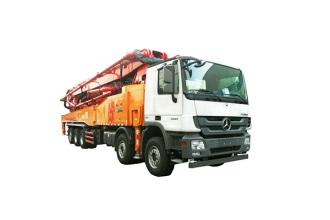 三一重工SY5530THB 620C-8泵车高清图 - 外观