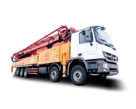三一重工SY5540THB 660C-9泵车高清图 - 外观