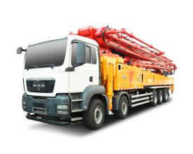三一重工SY5541THB 660C-9泵车高清图 - 外观