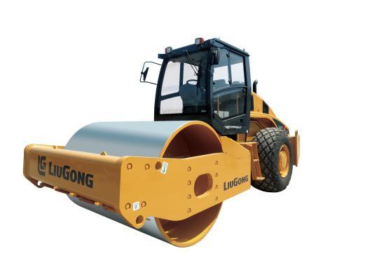 柳工CLG6614S全液压单驱单钢轮压路机
