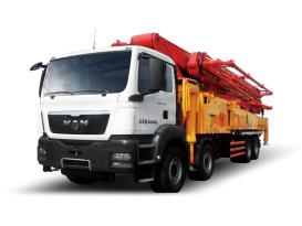 三一重工SY5441THB 600C-9C9系列混凝土泵车
