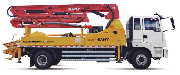 三一重工SYM5190THBDZ 30  V8系列混凝土泵车