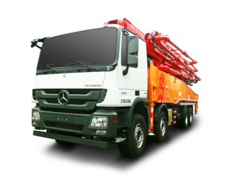 三一重工SY5423THB 530C-8A泵车