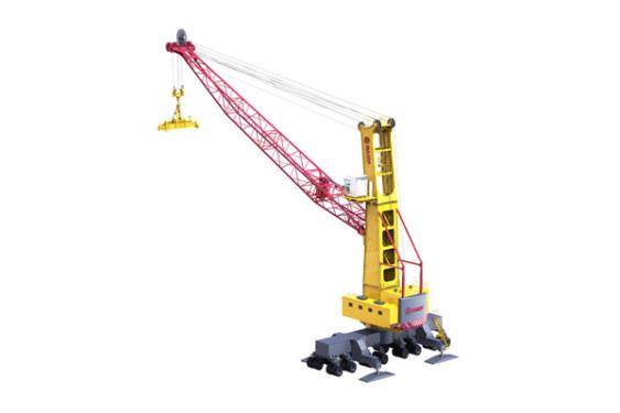 三一重工SGQ105港口移动式高架起重机