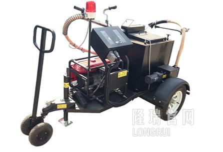 隆瑞机械RGF120拖式手推路面灌缝机